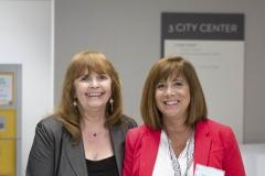 Michele and Carolynn