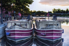 Canal-Boats